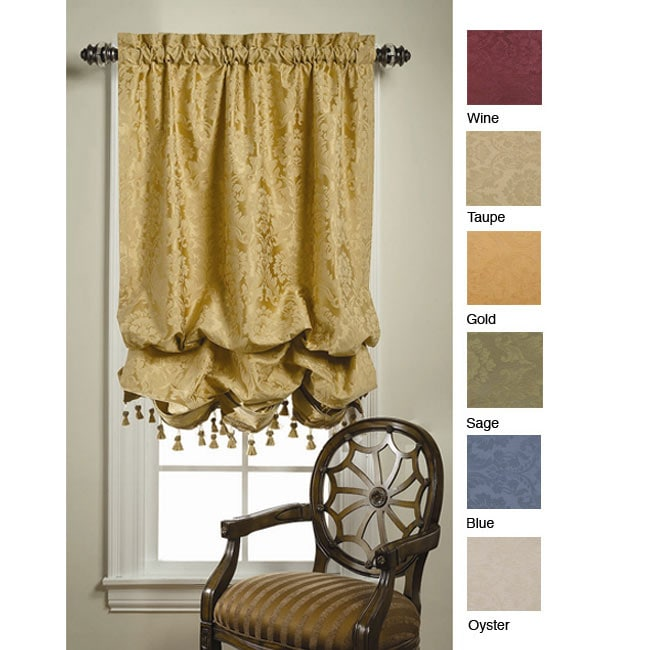 Balloon Curtains For Bedroom Swag Curtains