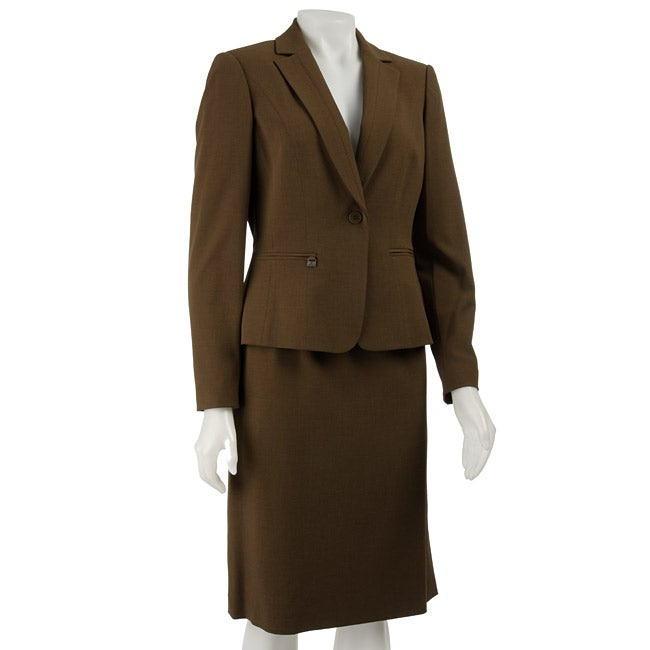 meyer s brown skirt suit free shipping today