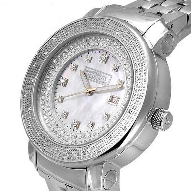 Freeze Diamond Watch