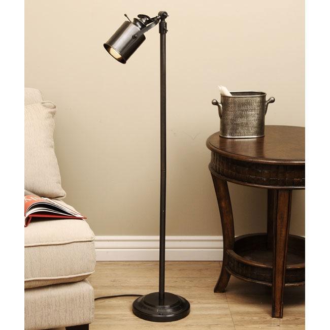 tripod hollywood spotlight floor lamp copper canada