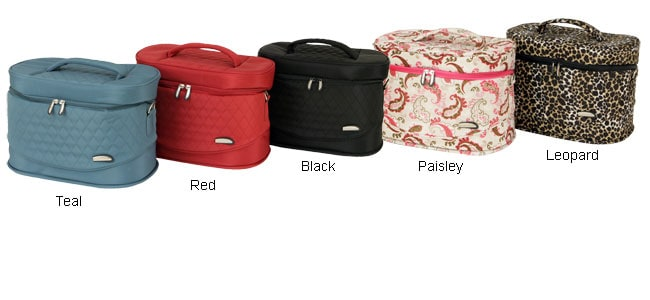 Shop Travelon Deluxe Train Travel Case Free Shipping On