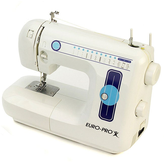 Shop Euro Pro Sewing Machine With Quilting Table Free Shipping Interesting Euro Pro Denim And Silk Sewing Machine