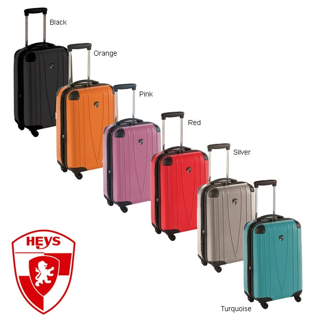 Heys 4WD 20-inch 4-wheel Carry-on