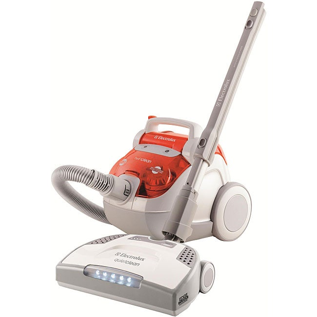 electrolux rel7055b twin clean bagless canister vacuum refurbished - Electrolux Canister Vacuum