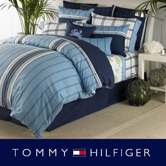 Tommy Hillfiger Grand Cay Bedding Ensemble