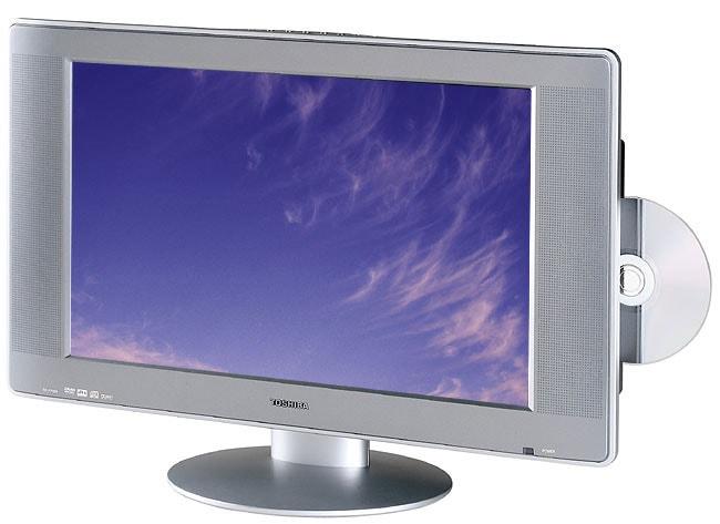 Toshiba SD-P7000 17-inch HDTV Ready LCD TV/DVD (Refurbished)