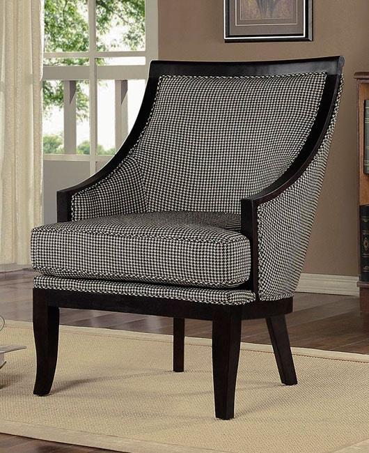 Prescott Houndstooth Chair