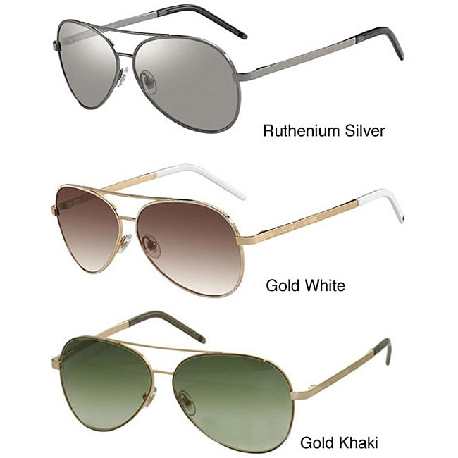 d92c7da275 Shop Yves Saint Laurent 2187 S Aviator Sunglasses - Free Shipping Today -  Overstock - 3177479