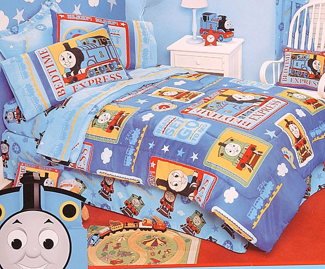 Thomas and Friends Bed in a Bag Set