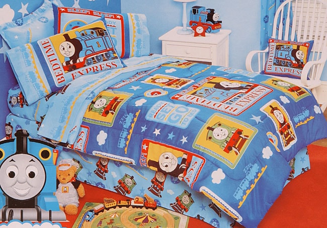 Thomas and Friends Comforter Set