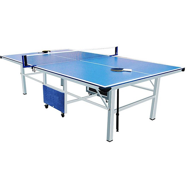 Deluxe Ping Pong Table Set
