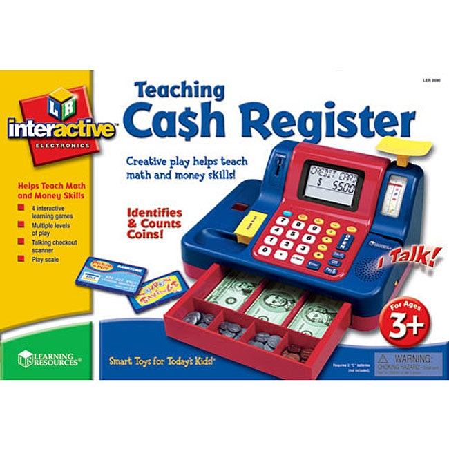 Teaching Cash Register - Thumbnail 0