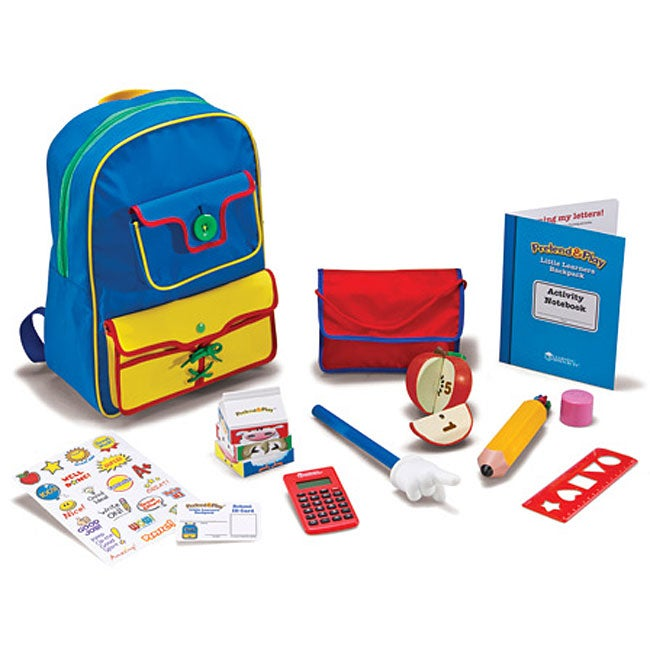 Pretend and Play Little Backpack