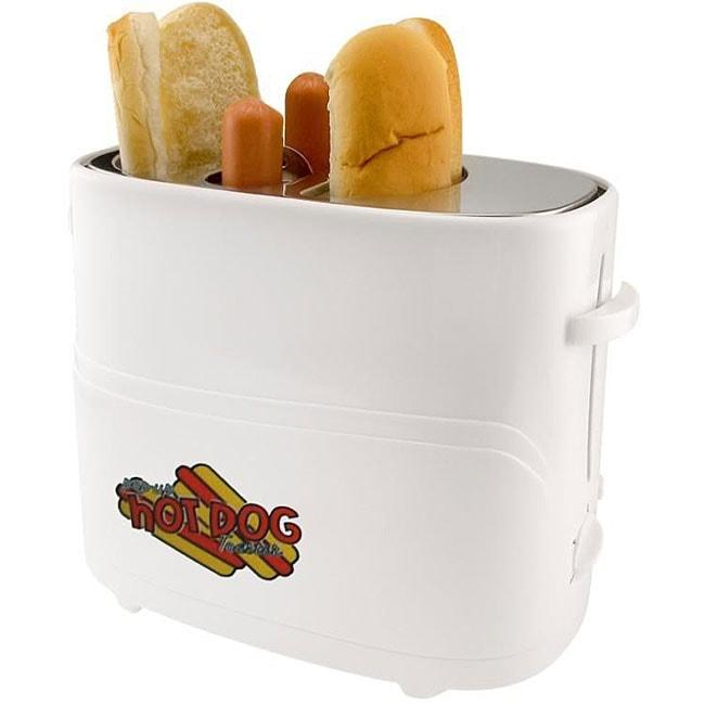 Nostalgia Electrics HDT-600 Vintage Pop-up Hot Dog/ Bun Toaster
