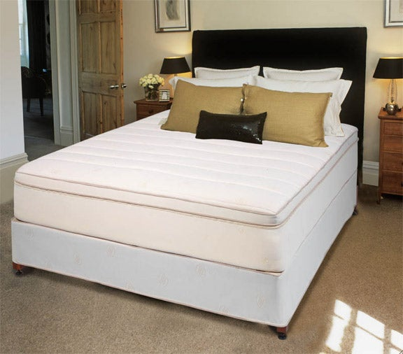 memory foam 12inch queen mattress and foundation set