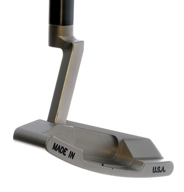 Hog 1003C-S CNC Milled Tour Putter with Headcover