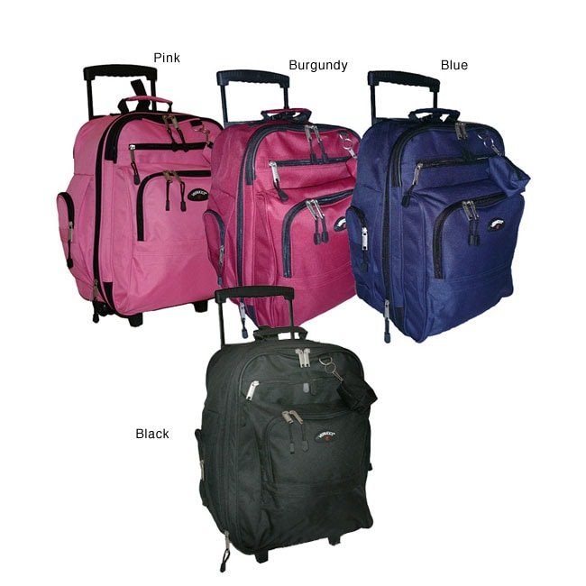 Verucci Flight Carry-On Rolling Backpack - Free Shipping On Orders ...