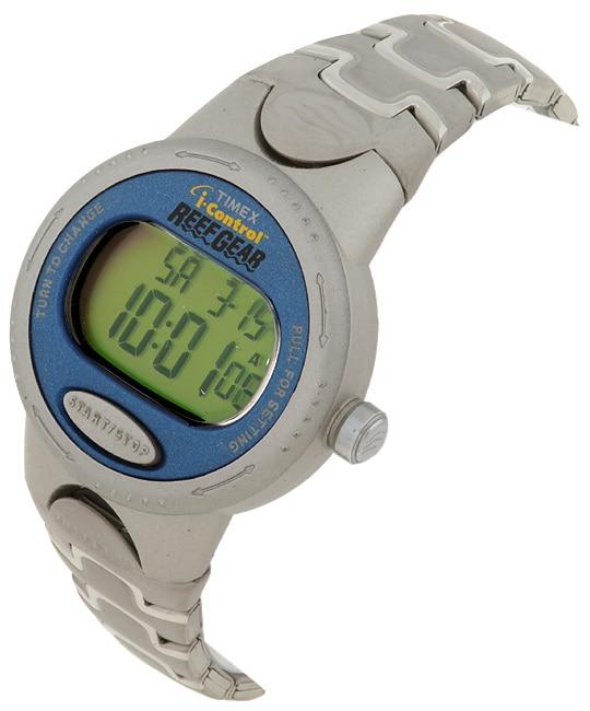 Timex Men's Reef Gear Mid Size i-Control Watch