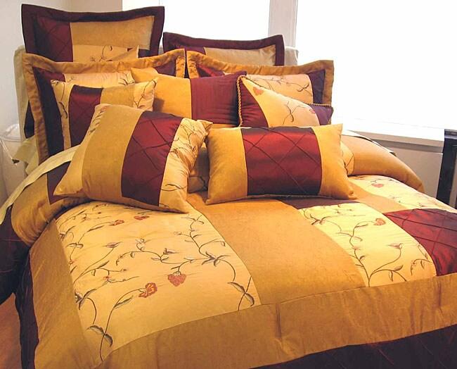 Adair 8-piece Luxury Bedding Ensemble