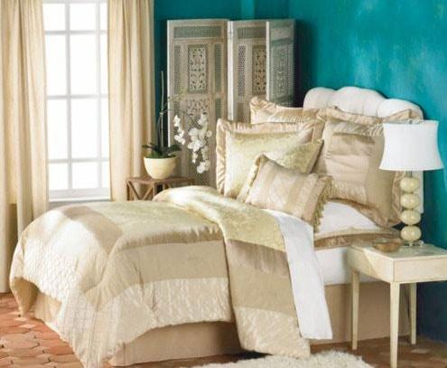 Capri 8-piece Luxury Bedding Ensemble