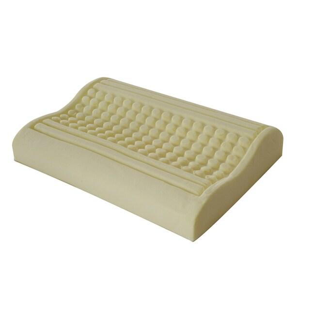 Comfort Flex Contour Standard Pillow (Set of 2)