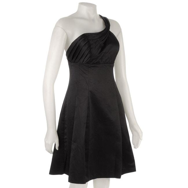 Lyndia Procanik Women's Single-shoulder Dress