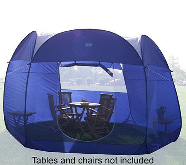 Pop-up Portable Hexagonal Screen Room (14' x 8) - Thumbnail 0