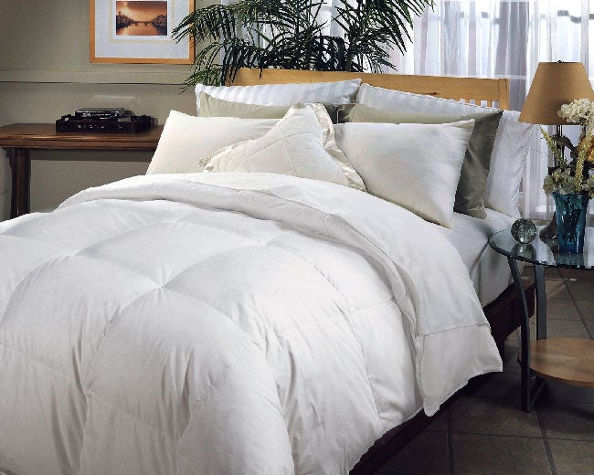 Naples 700 Thread Count Down Alternative Comforter - Thumbnail 0