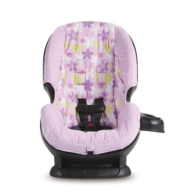 cosco scenera convertible daisy daze car seat free shipping on orders over 45. Black Bedroom Furniture Sets. Home Design Ideas