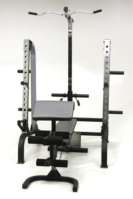 Weider Pro 396 Weight Lifting System Free Shipping Today