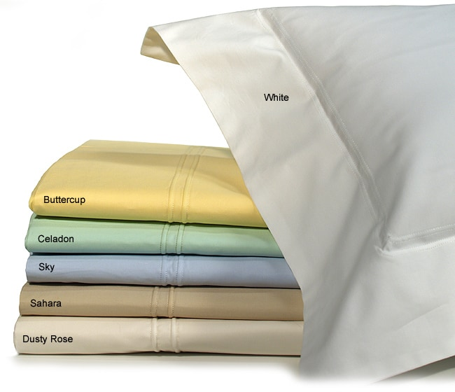 Kalypso 500 Thread Count King Duvet Cover Set (Made in Italy)