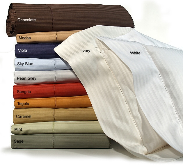 Millerighe Egyptian Cotton 300tc Queen Sheet Set (Made in Italy)