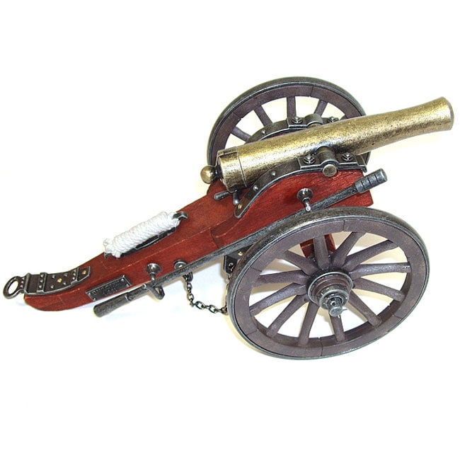 Collectible Miniature Civil War Cannon Free Shipping On