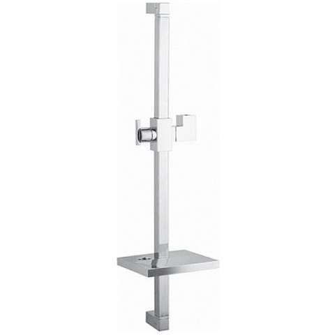 Claremont Chrome Slide Shower Bar