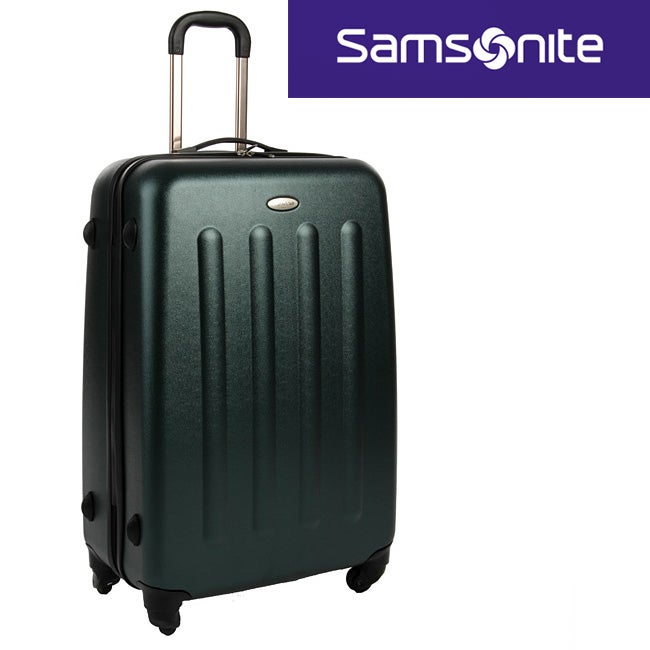 samsonite 29 inch hardside spinner luggage free shipping today 11353411. Black Bedroom Furniture Sets. Home Design Ideas