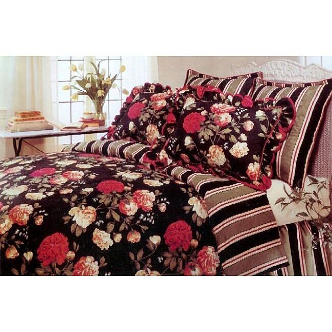 Bay Linens Gatsby 5-piece Cotton Queen Duvet Set
