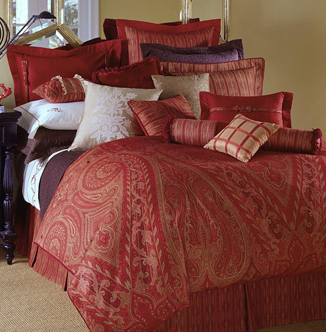 Alexandria Luxury 4-piece Comforter Set