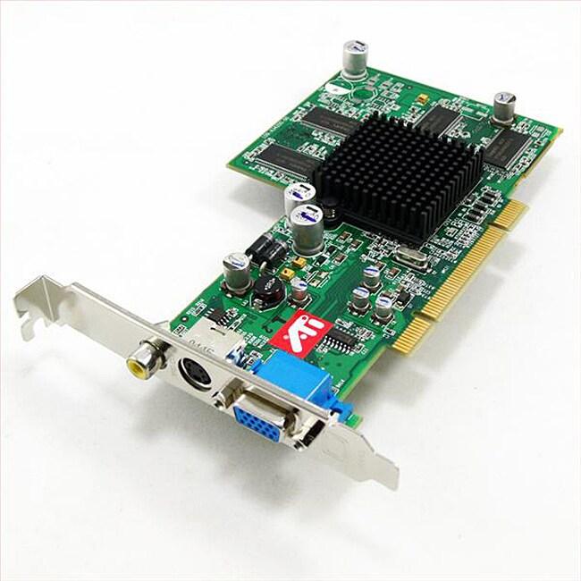 ATI Radeon 9200 Video Card 128MB PCI Slot
