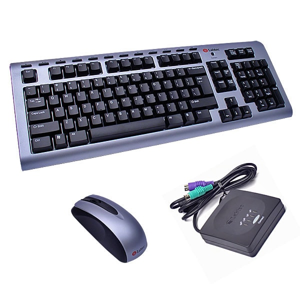Labtec Wireless Keyboard Manual