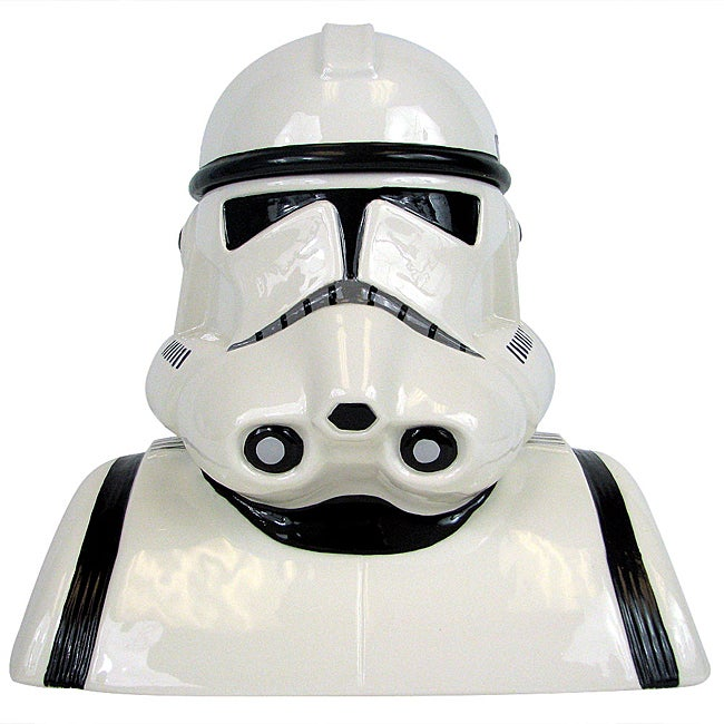 Star wars clone trooper collector 39 s cookie jar free shipping today 11357357 - Stormtrooper cookie jar ...