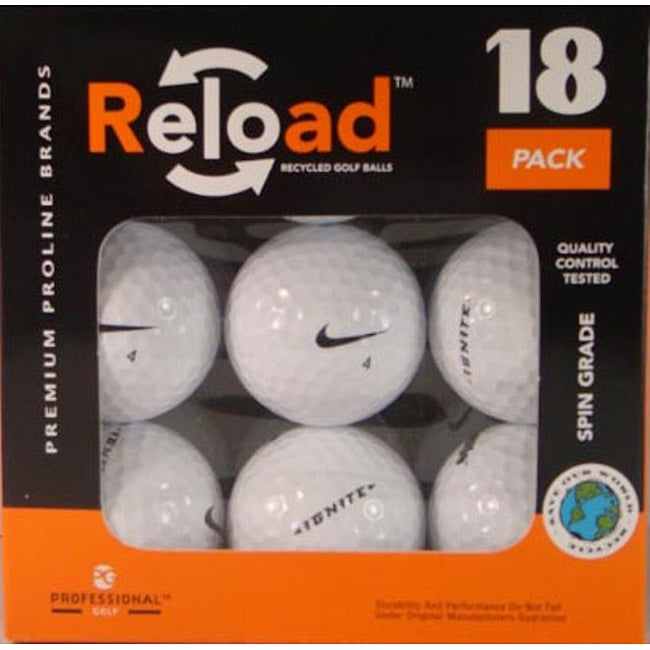 Nike Ignite Recycled Golf Balls (Pack of 54)