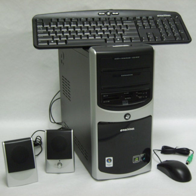 eMachine T5234 Desktop Computer (Refurbished)