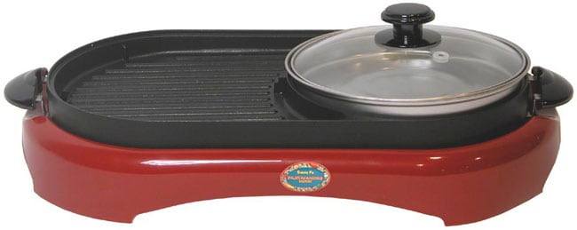 Santa Fe Fajitas & More Buffet Griller and Warmer (Refurbished)