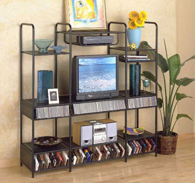 All-in-One Entertainment Center