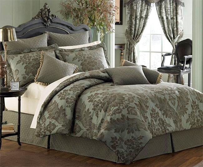 Santoria Teal Comforter Set