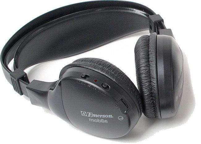 Emerson IR Wireless Headphones