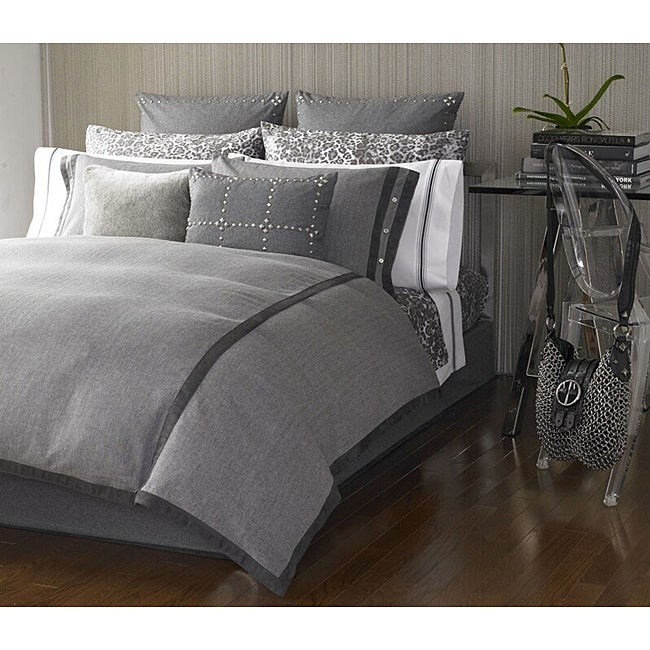 Michael Kors Nob Hill 6 Piece Duvet Set Free Shipping
