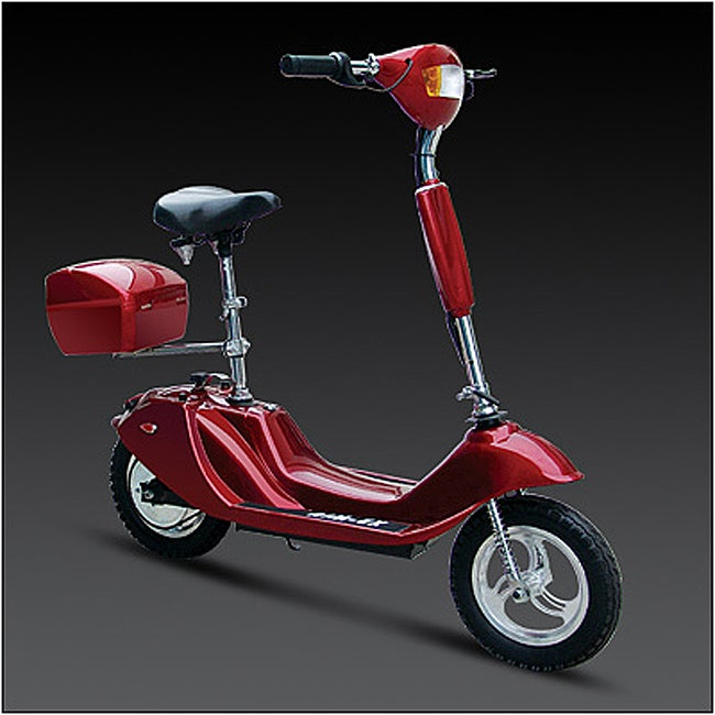 electric sit down scooter free shipping today