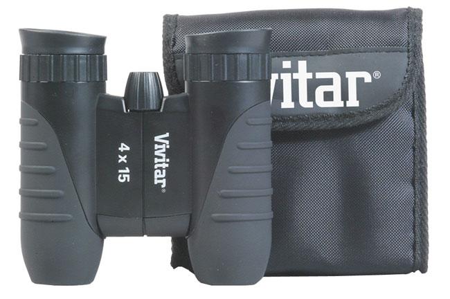 Vivitar 4 x 15 Binoculars
