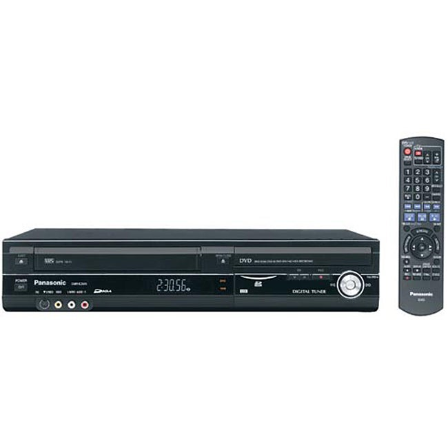Panasonic DMR-EZ485VK DVD Recorder (Refurbished)